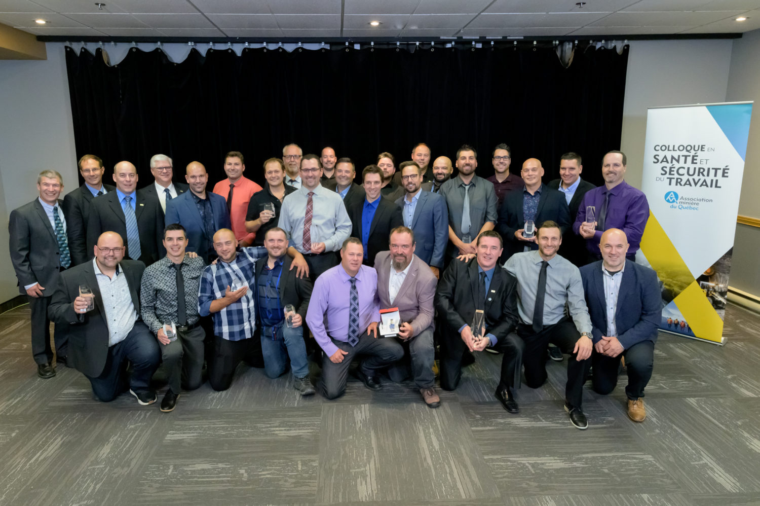 Mine Canadian Malartic - Colloque SST 2019