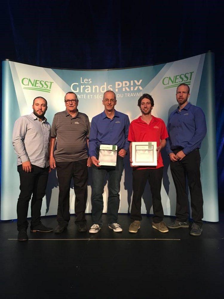 Mine Canadian Malartic - Grands Prix CNESST 2018