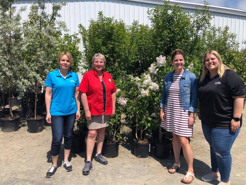 Mine Canadian Malartic - J'adopte un arbre 2019